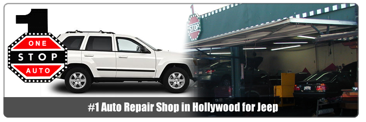 hollywood jeep parts and service