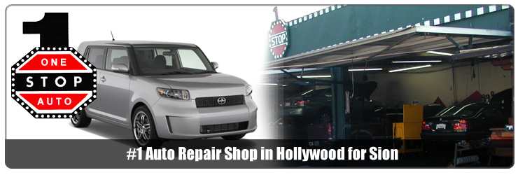 hollywood sion parts and service