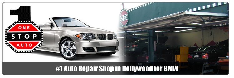 hollywood bmw parts and service