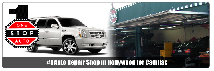 hollywood cadillac parts and service