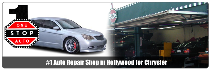 hollywood chrysler parts and service