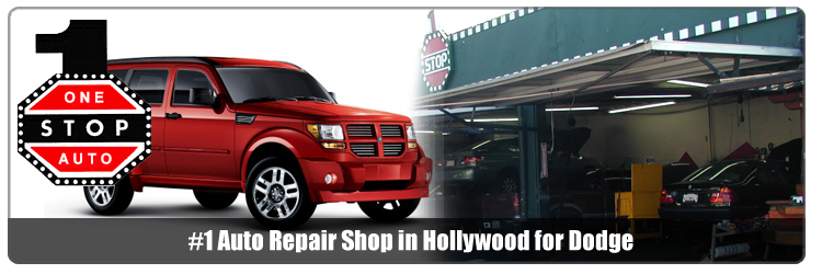 hollywood dodge parts and service