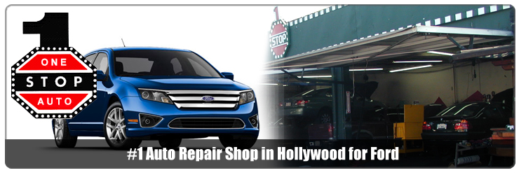 hollywood ford parts and service