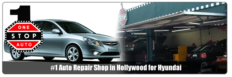 hollywood hyundai parts and service