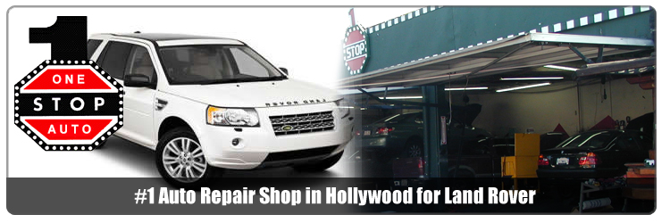 hollywood land rover parts and service