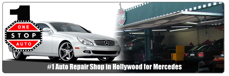 hollywood mercedes parts and service