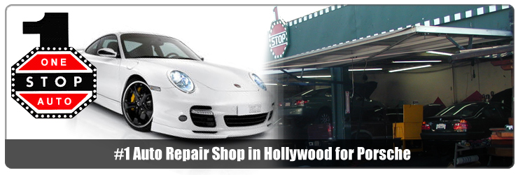 hollywood porsche parts and service