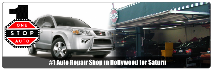 hollywood saturn parts and service