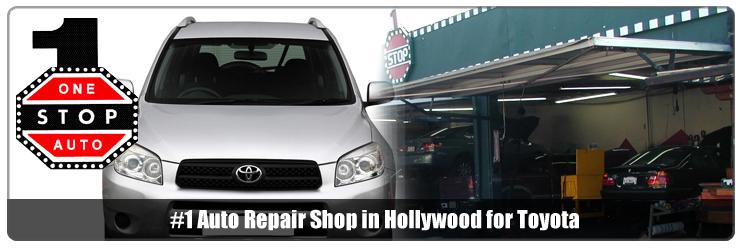 auto repair toyota